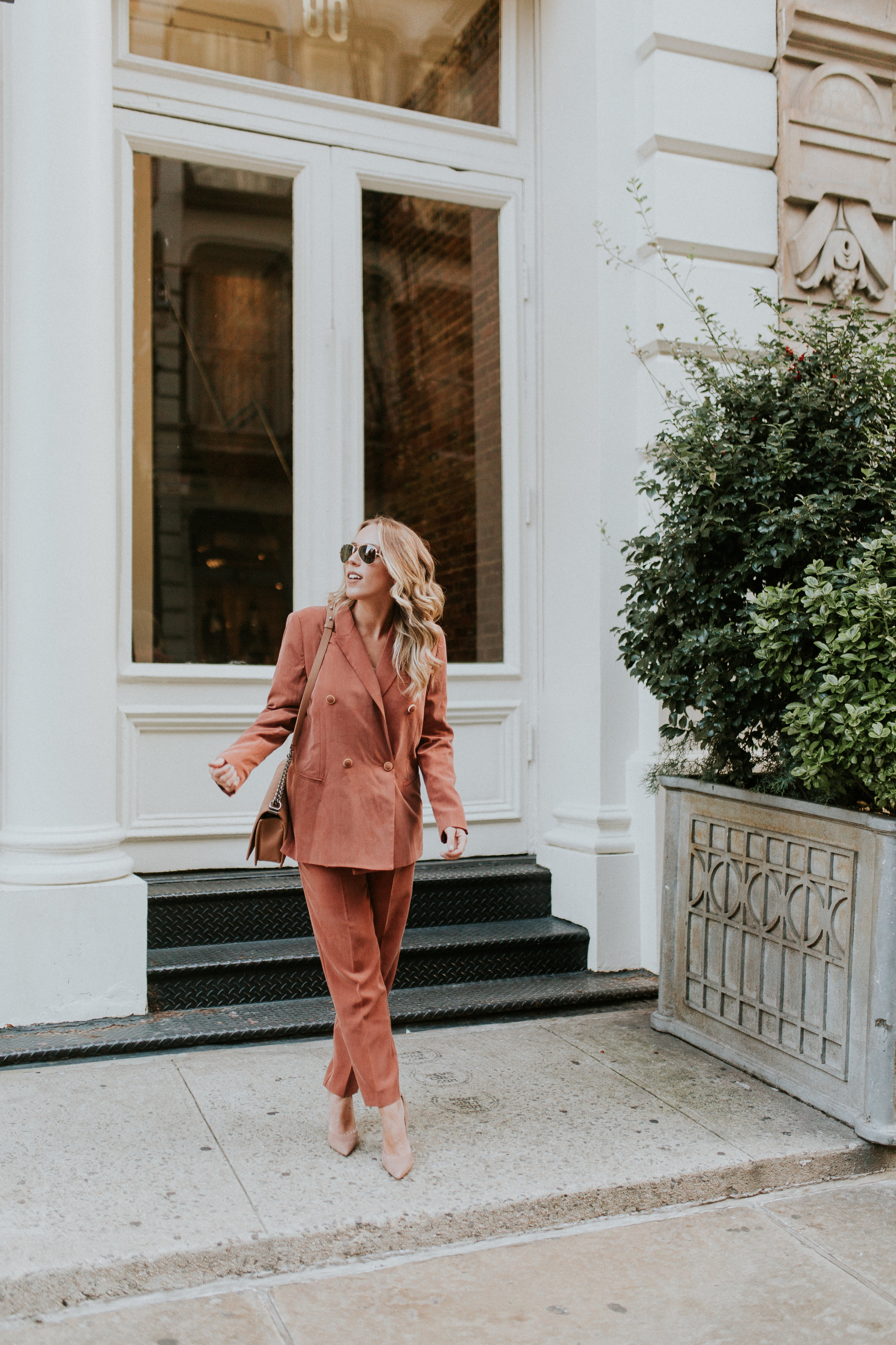 Blogger Gracefully Taylored in Mango Suit(3).jpg