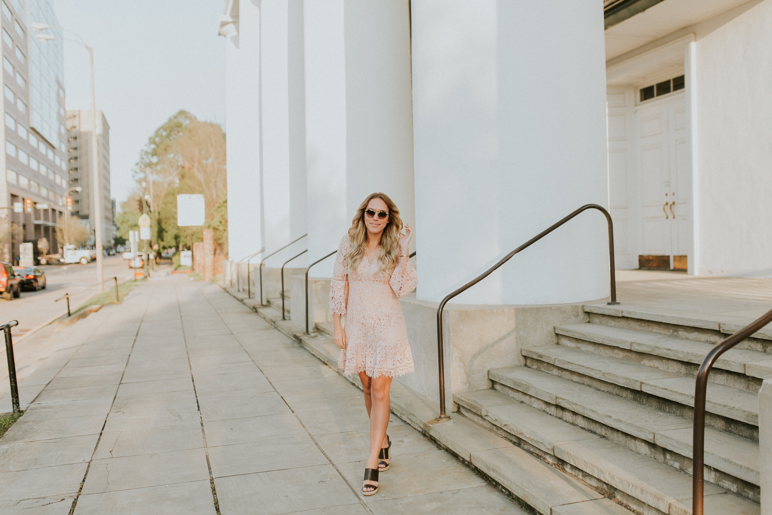 Blogger Gracefully Taylored in Blush Lace Dress Nordstrom(21).jpg