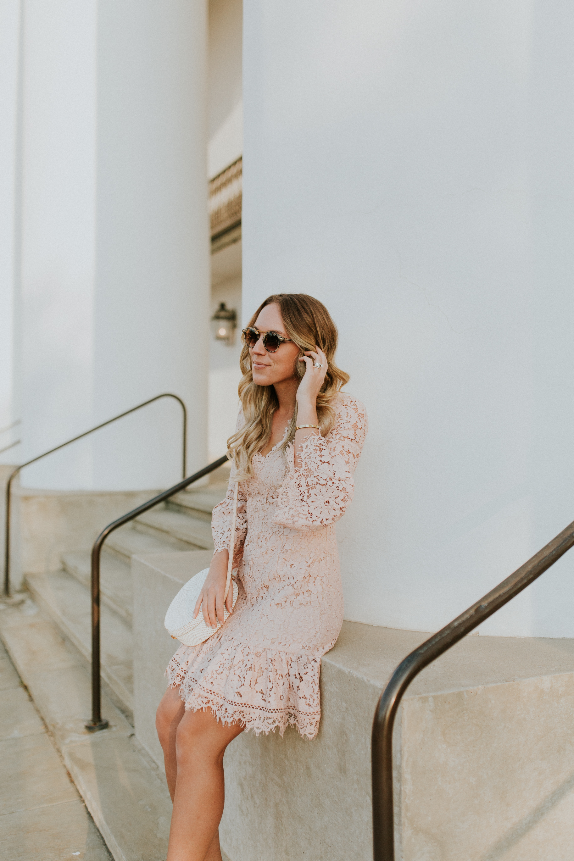 Blogger Gracefully Taylored in Blush Lace Dress Nordstrom(32).jpg