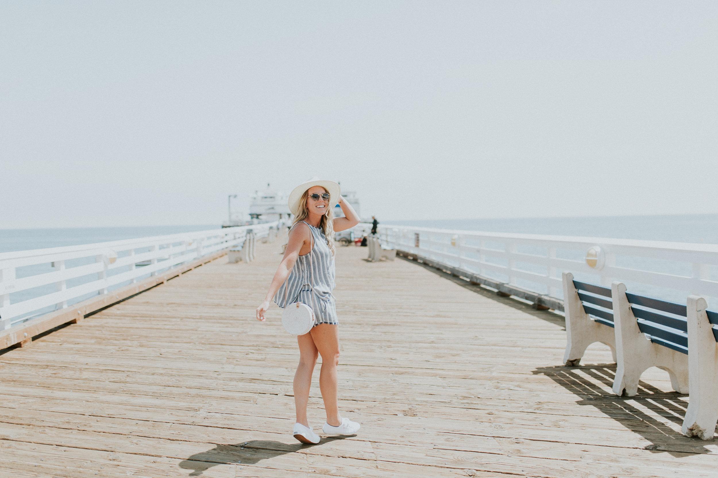 Blogger Gracefully Taylored in Bella Dahl Set in Malibu(10).jpg