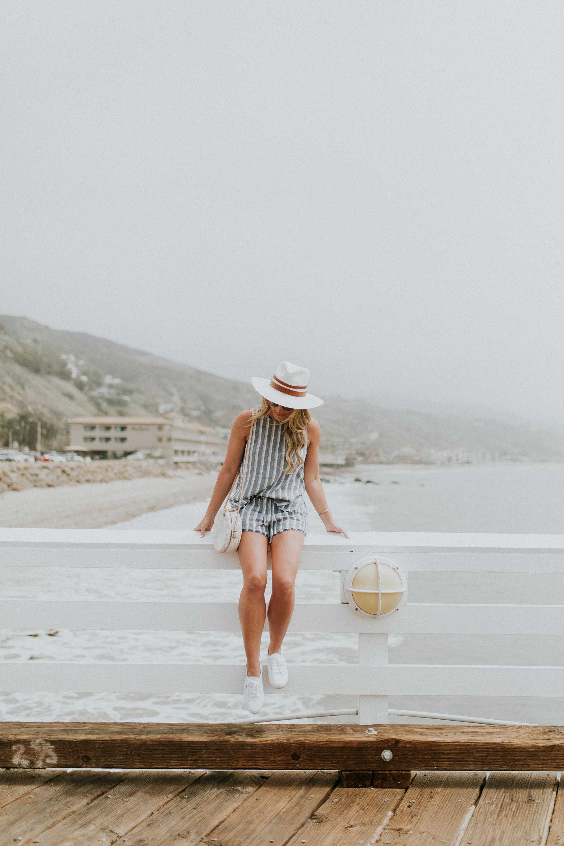 Blogger Gracefully Taylored in Bella Dahl Set in Malibu(4).jpg