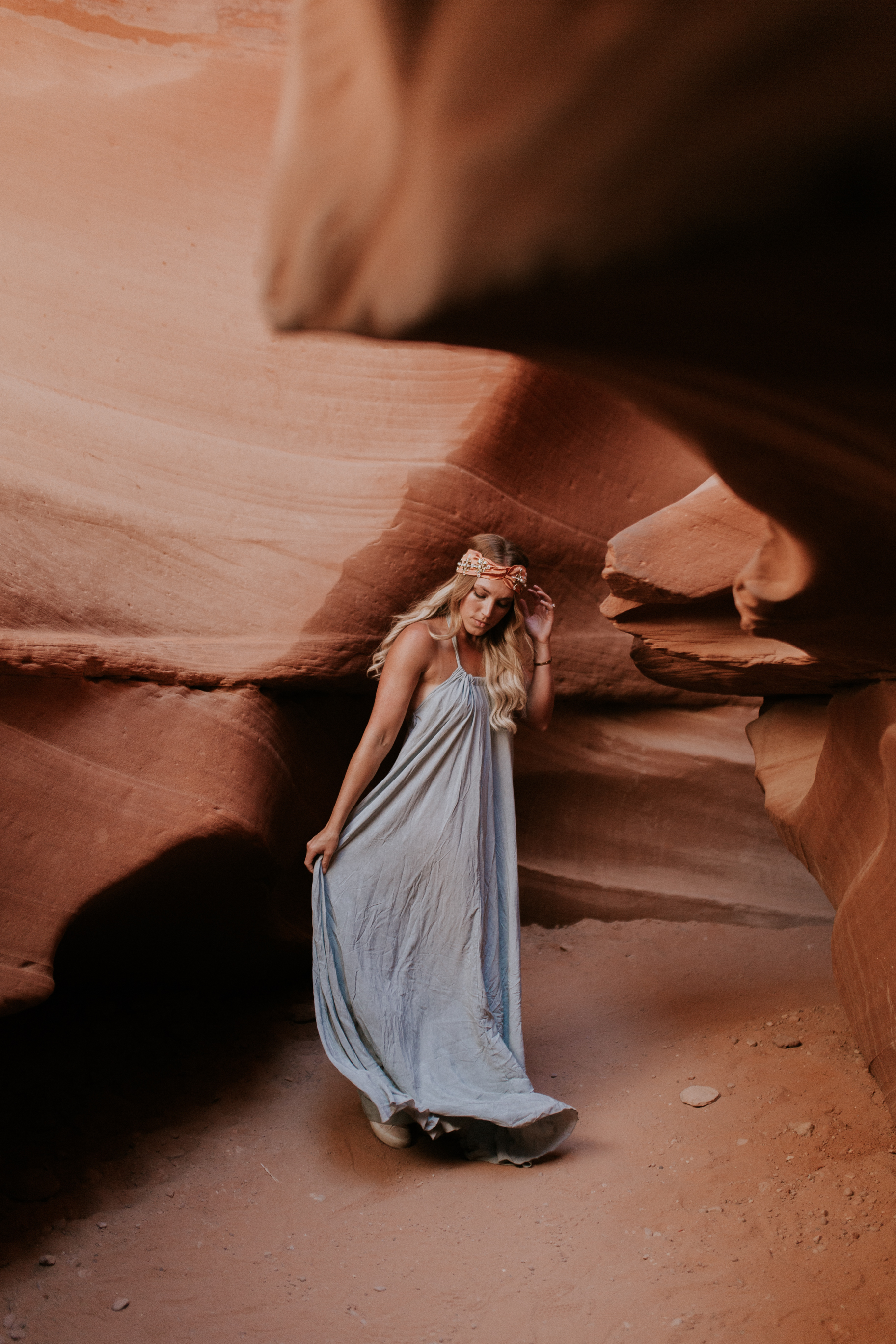 Blogger Gracefully Taylored in Vici Dolls at Antelope Canyon(8).jpg