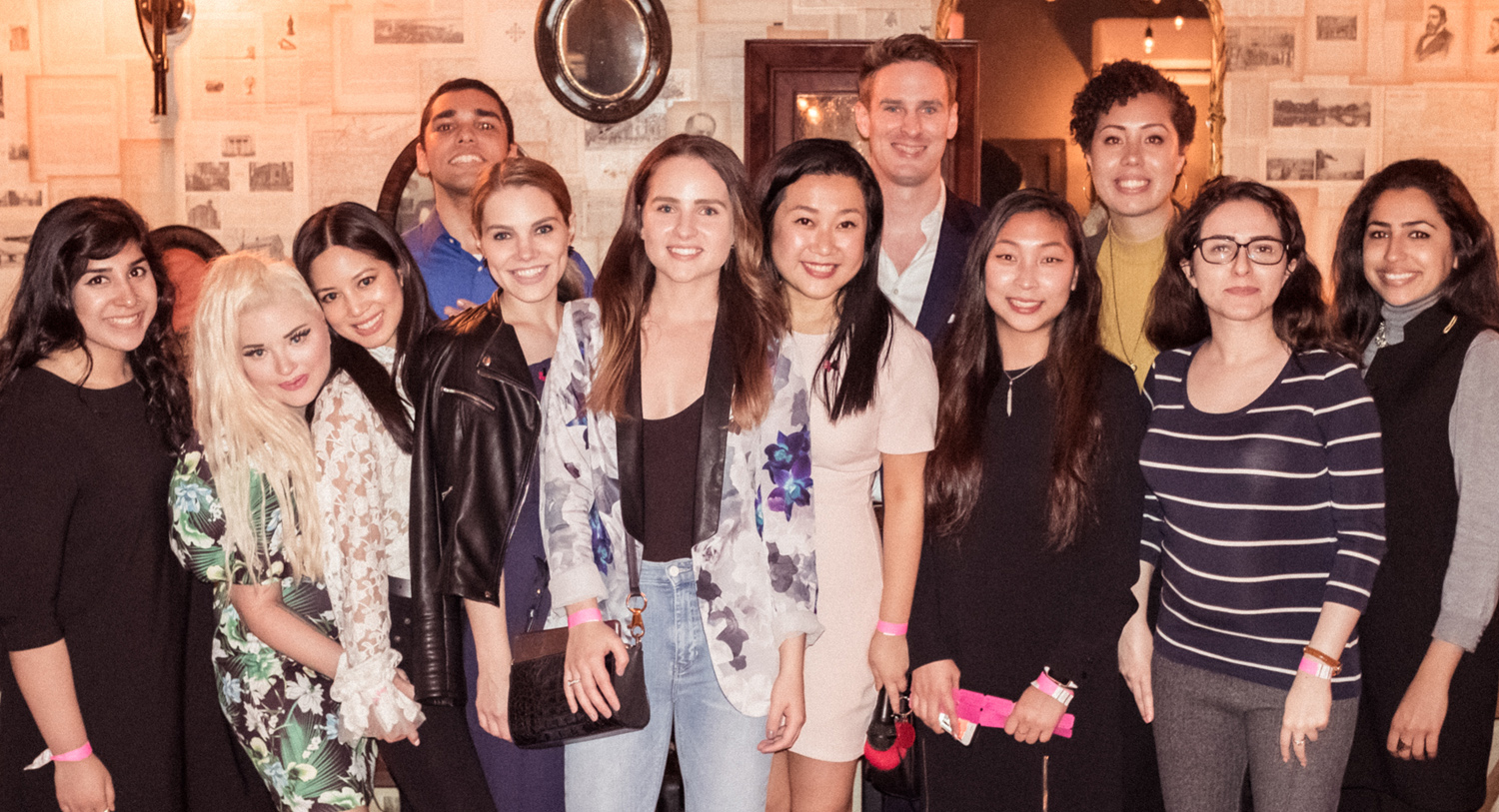 The Young Professionals of the USNC-UN Women NY Metro Chapter. Photography by  Lucas Huang Photography .