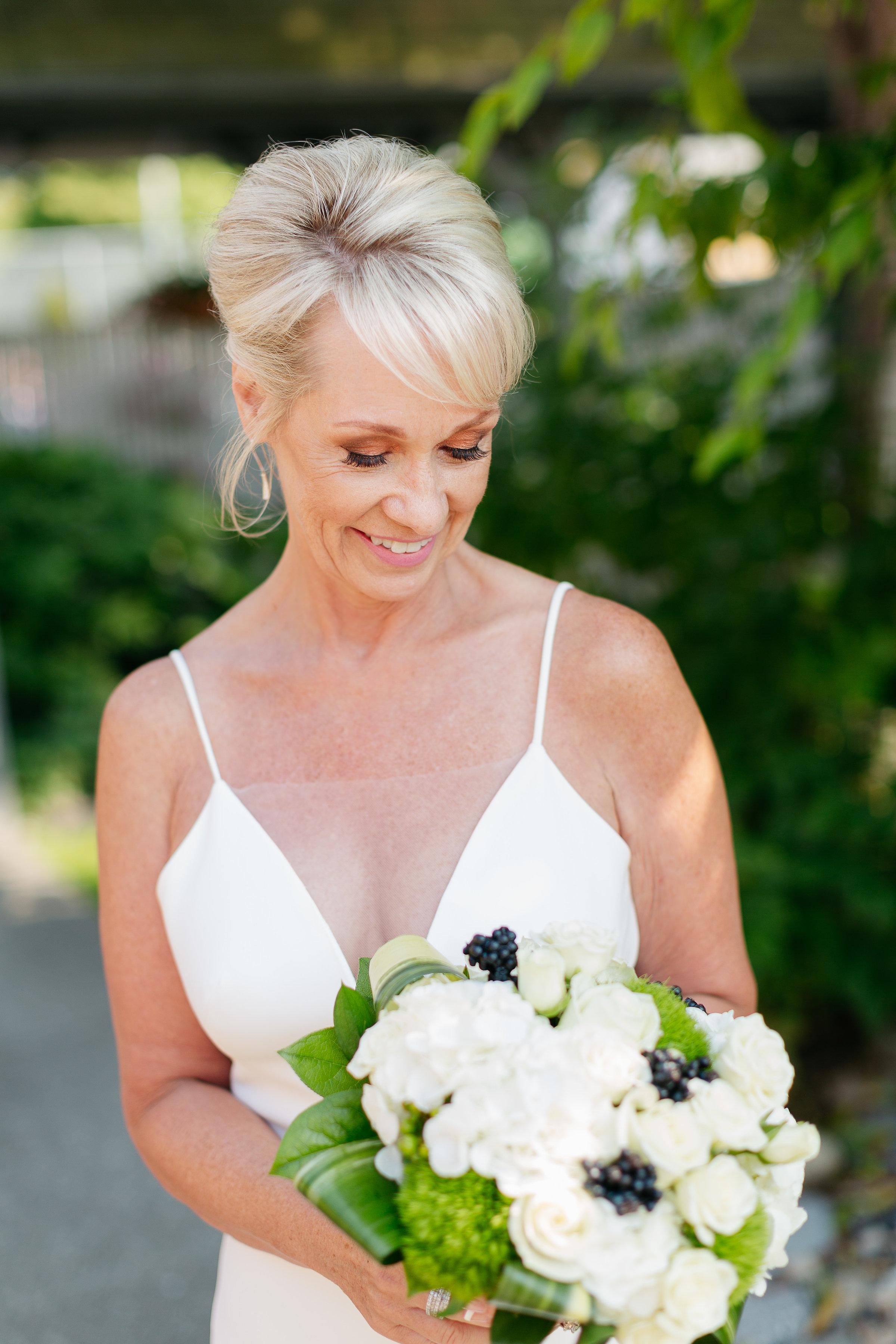 Bellingham bridal hair stylist, makeup artist, Hotel Bellweather