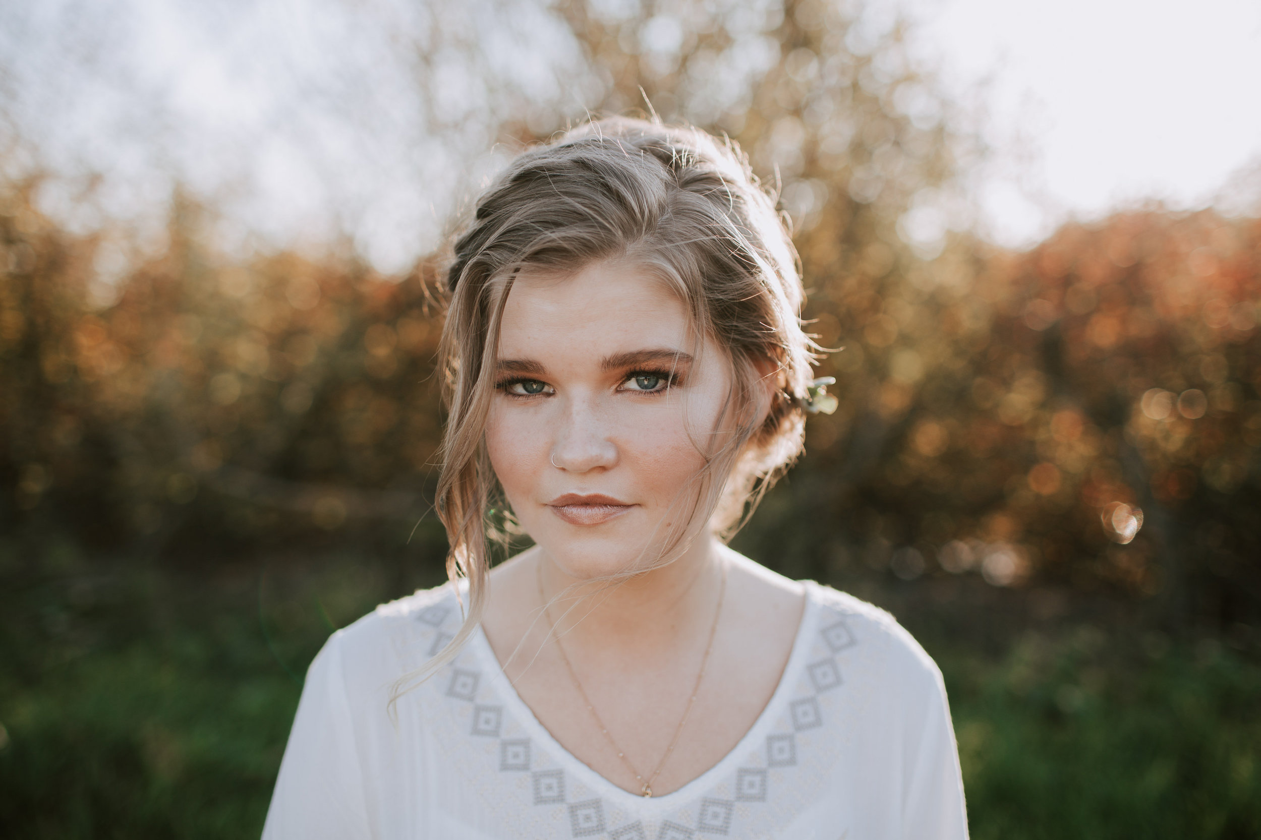 Bellingham bridal hair stylist, makeup artist, Roche Harbor