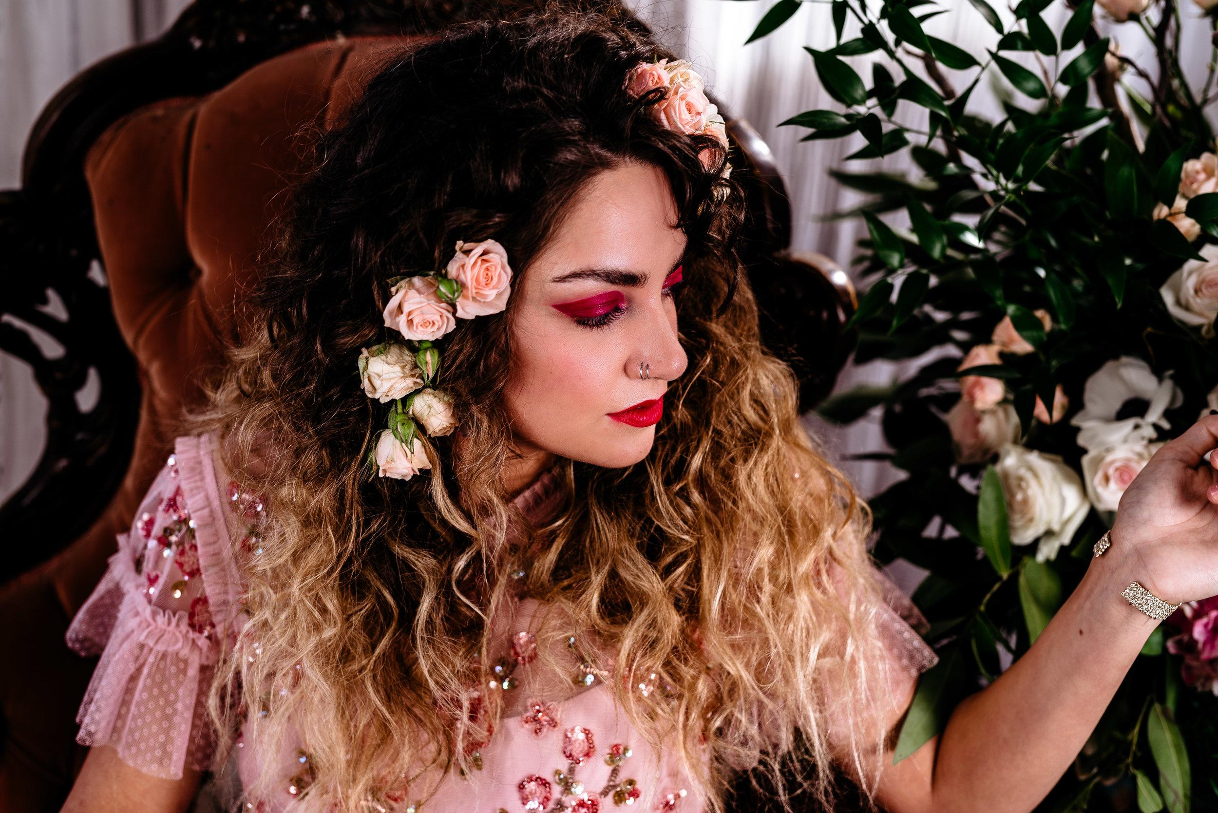 Bellingham Bridal Hair and Makeup, Esthetics