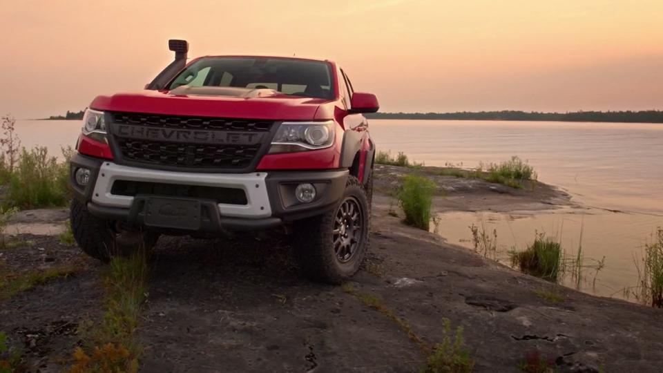 2019 Chevy Colorado Bison Launch