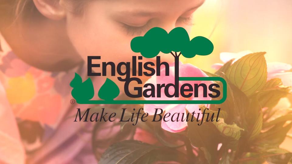 English Garden - 65th Anniversary Campaign