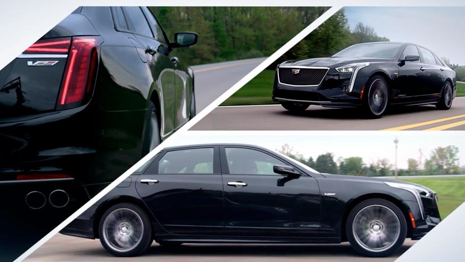 Cadillac V-Series - Just The Beginning