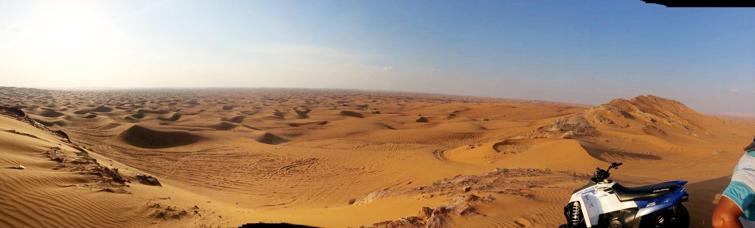 Dubai Sand Dunes B  - 6.JPG