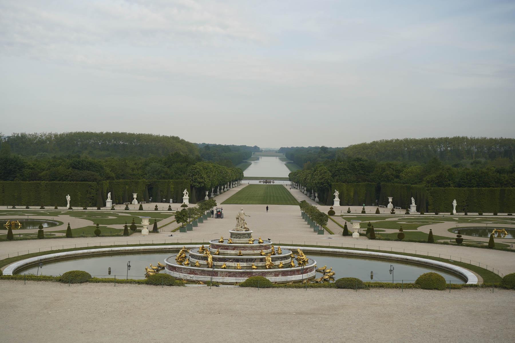 Ep 2, 3 - PARIS/VERSAILLES