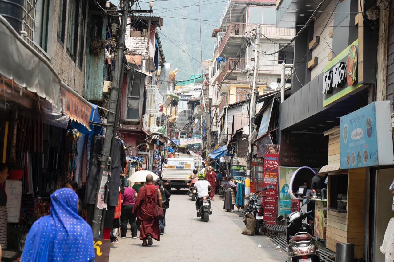 Ep 3, INDIA (McLeod Ganj & Delhi)