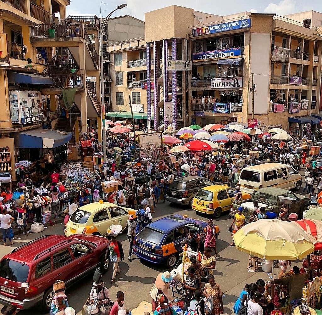 Ep 5, Ghana