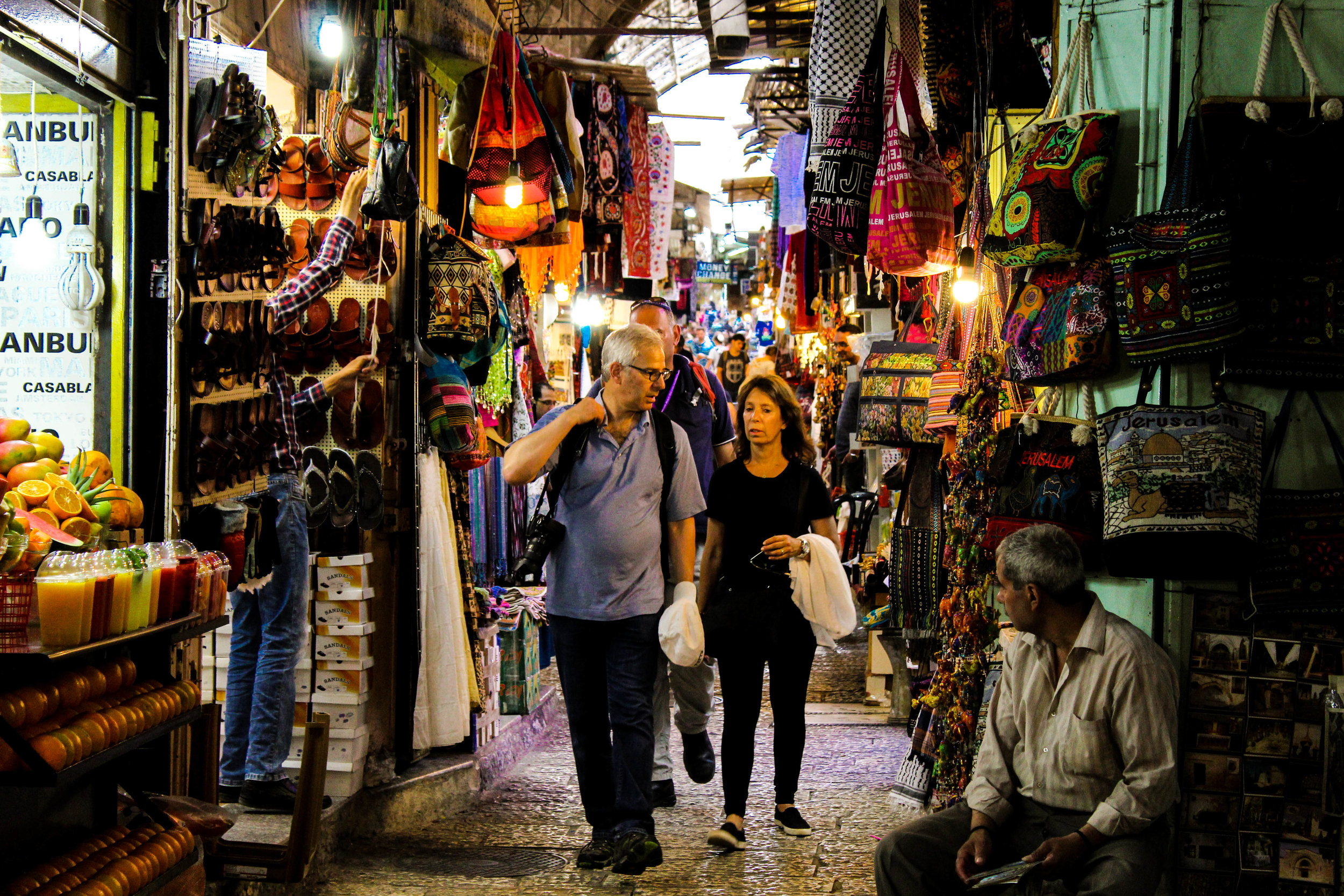 Scenes from Israel: Flea Markets