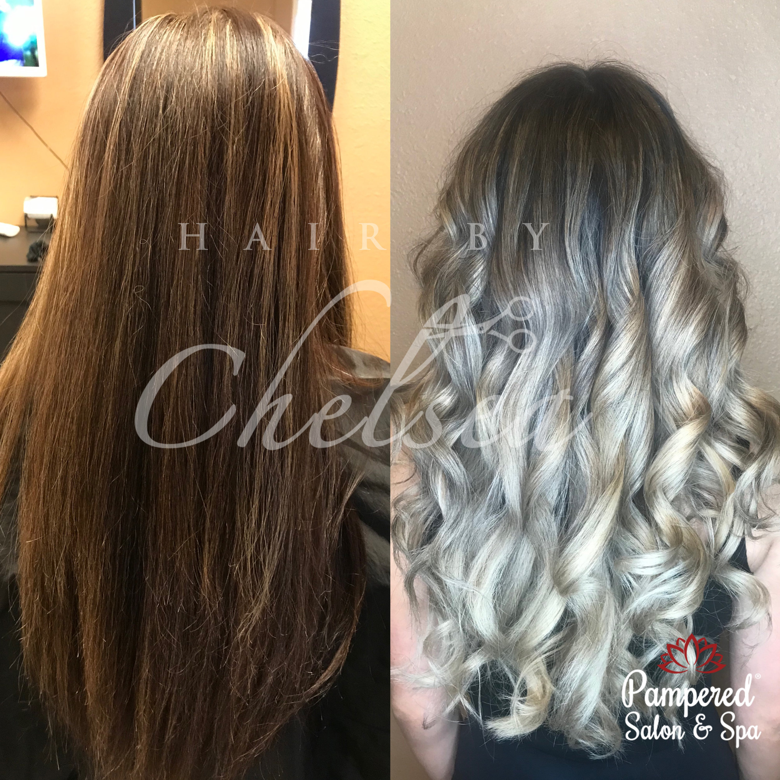 Icy Balayage, 5 Hour Color Correction by Chelsea   Click to:     Book With Chelsea
