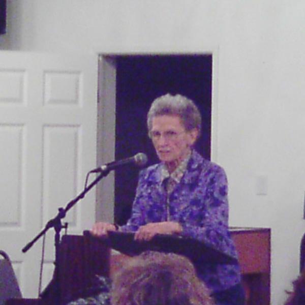 Barbara Strickland  March 4, 2011    LISten Here