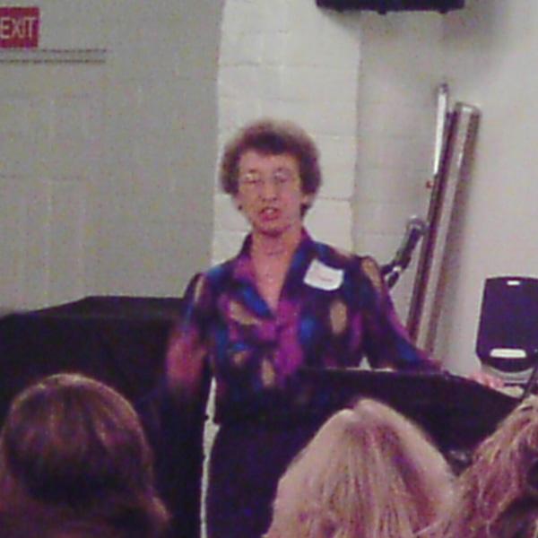 Fran Frendt  October 7, 2011