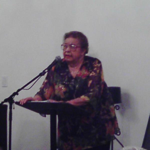 Angela Vargas  September 21, 2012    Listen Here