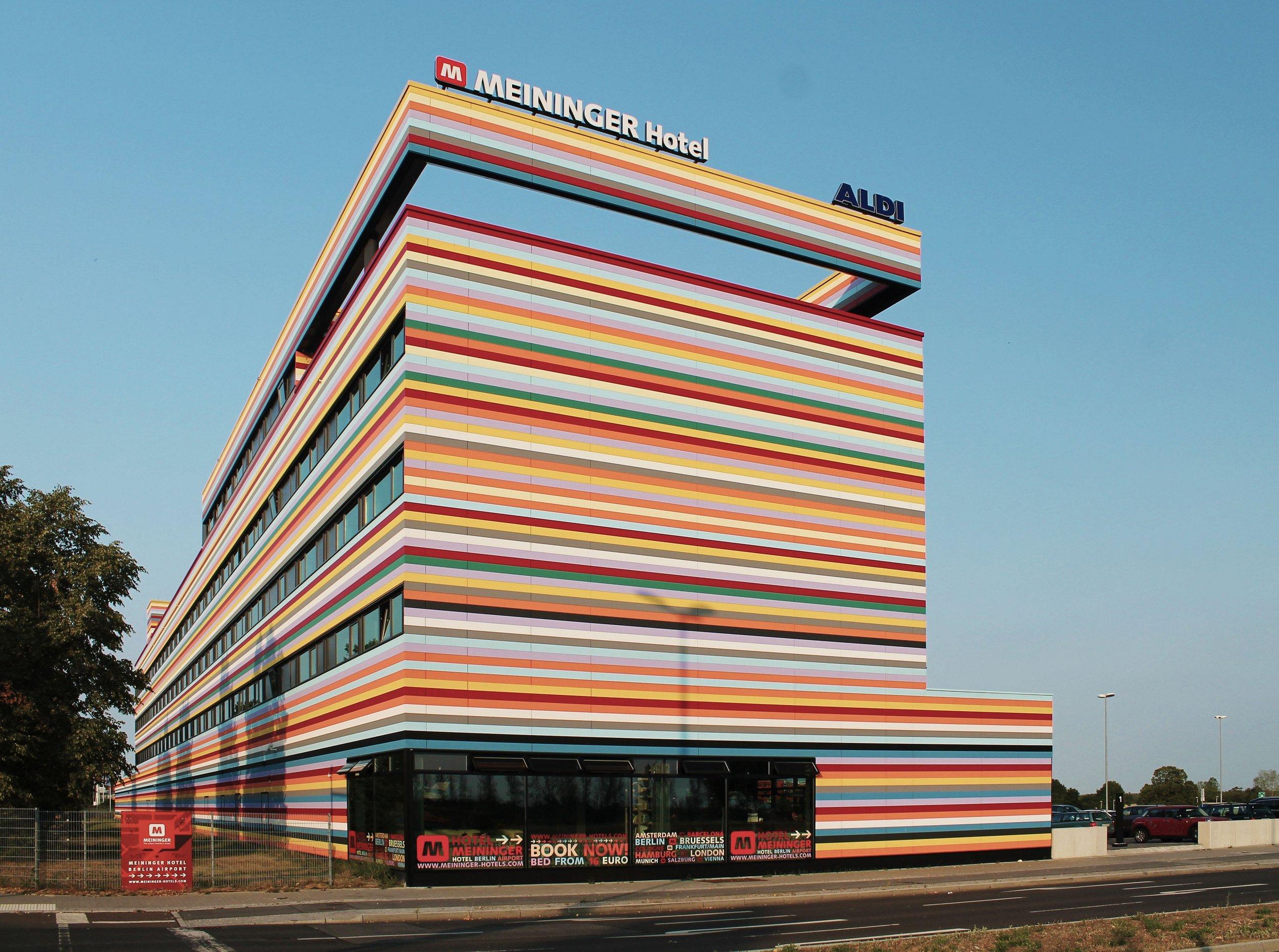 BBI Airporthotel, Berlin /PETERSEN ARCHITEKTEN MBH, Berlin