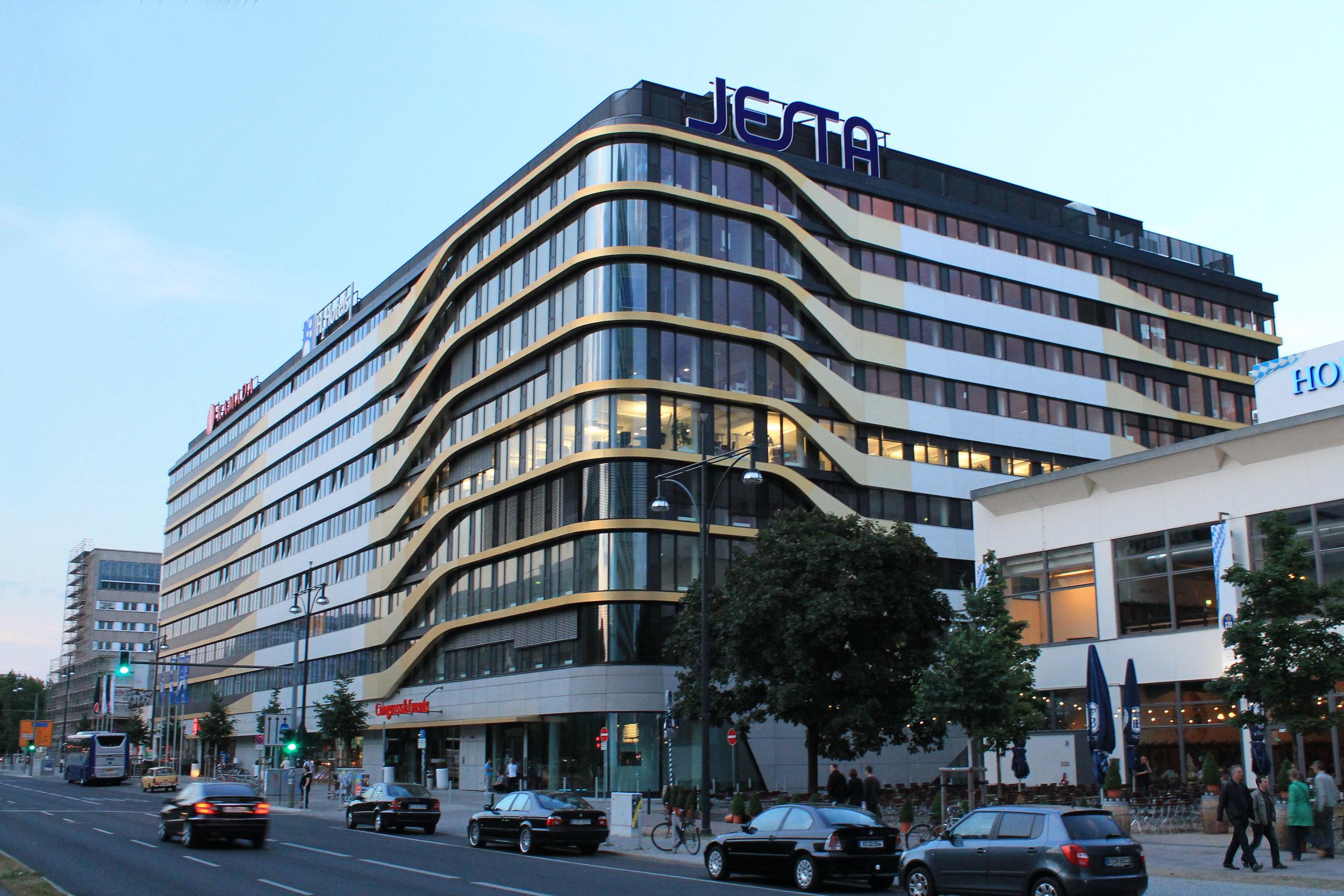 RAMADA Congresshotel, Berlin /Nalbach + Nalbach Architekten mbH, Berlin