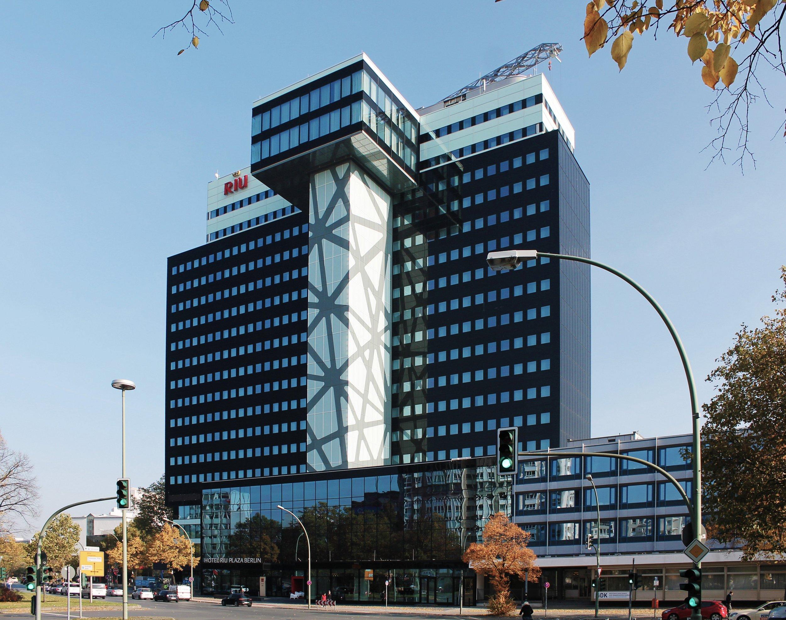 Riu Plaza, Berlin /GFB Ges. für Bauplanung Alvarez & Schepers, Berlin