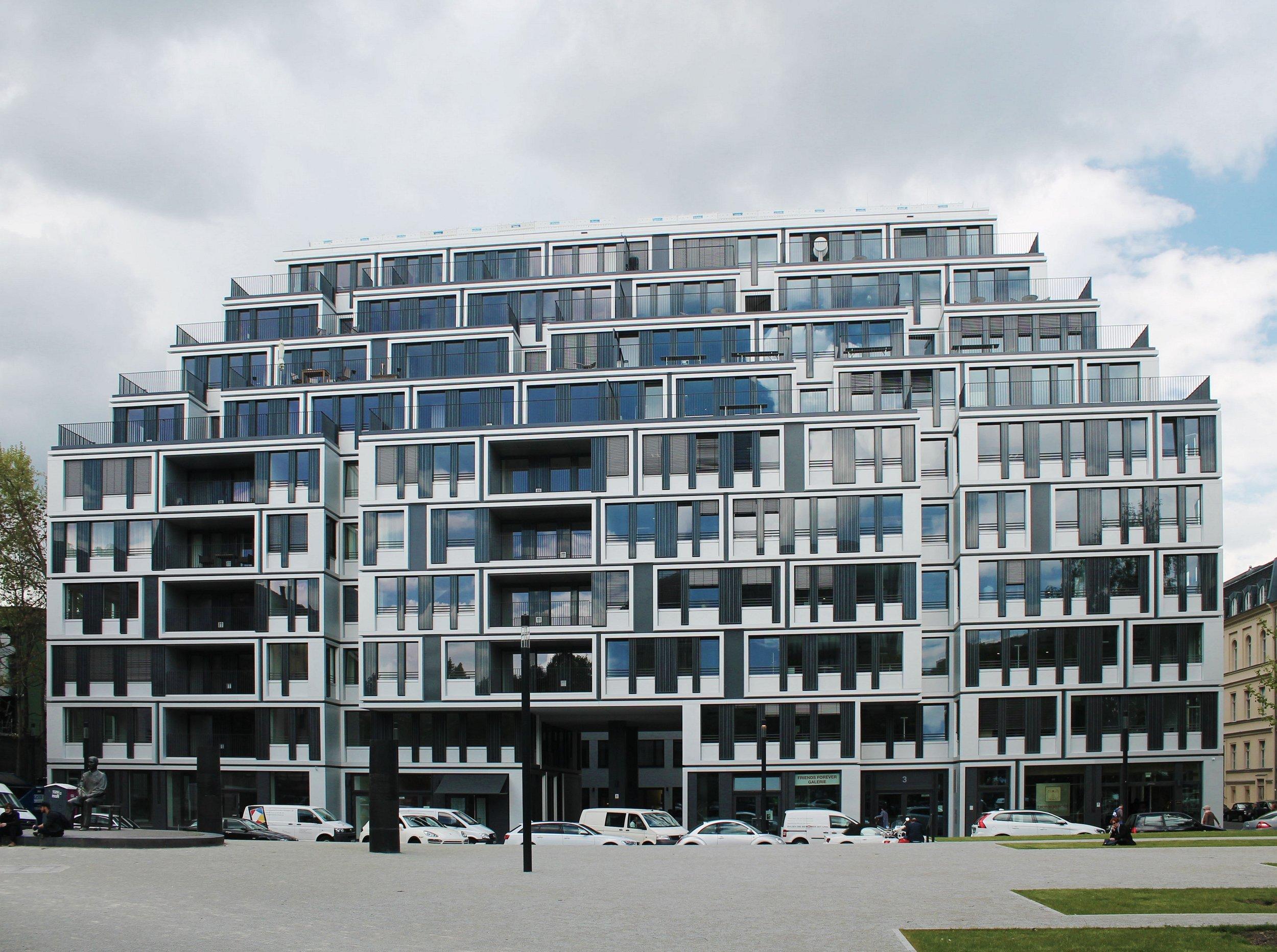 Yoo am Zirkus, Berlin /Eike Becker Architekten GmbH, Berlin