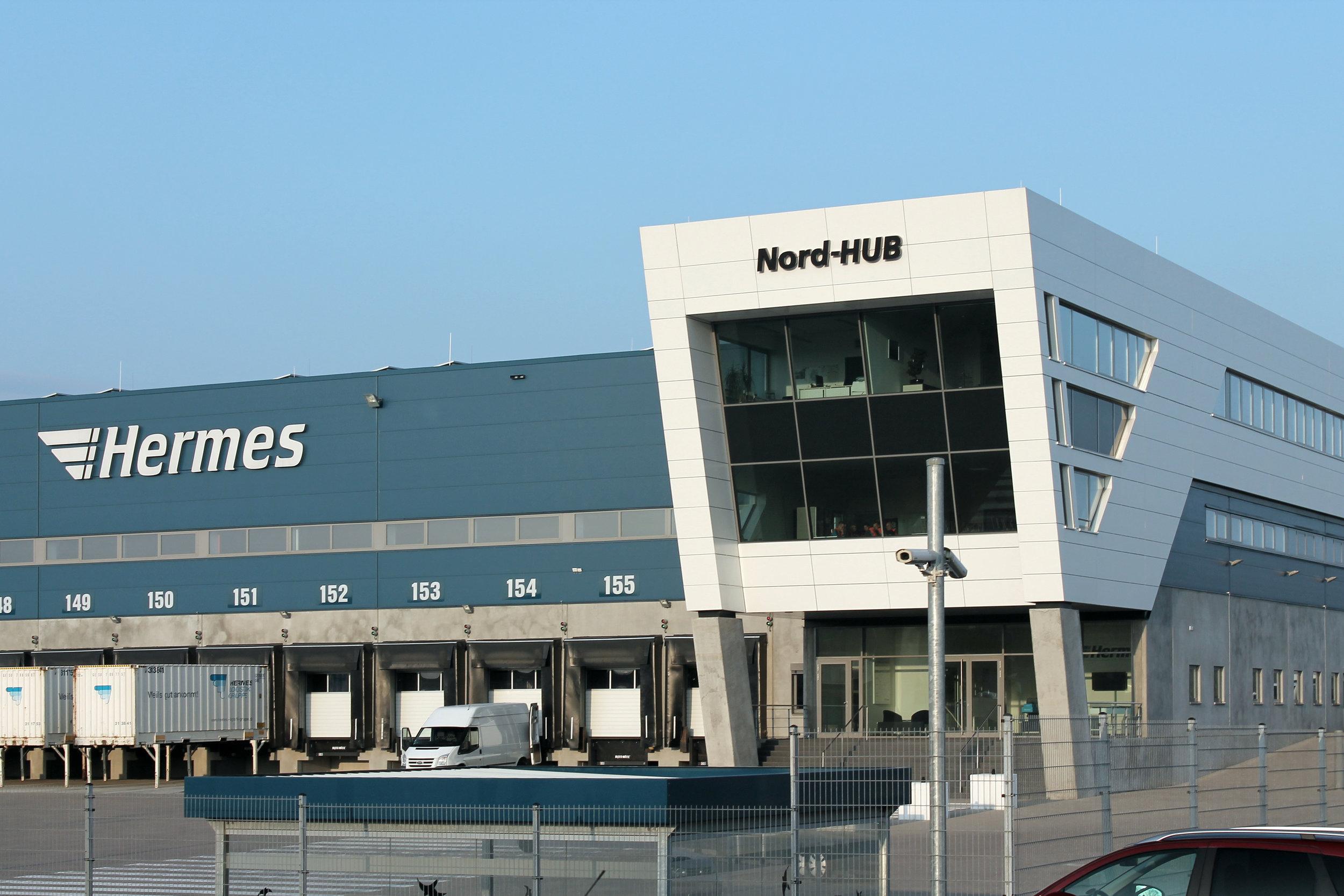 Hermes-Hub, Hannover