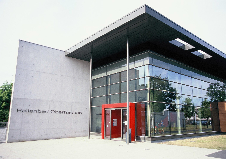 Hallenbad Oberhausen /POS4 Architektur, Düsseldorf