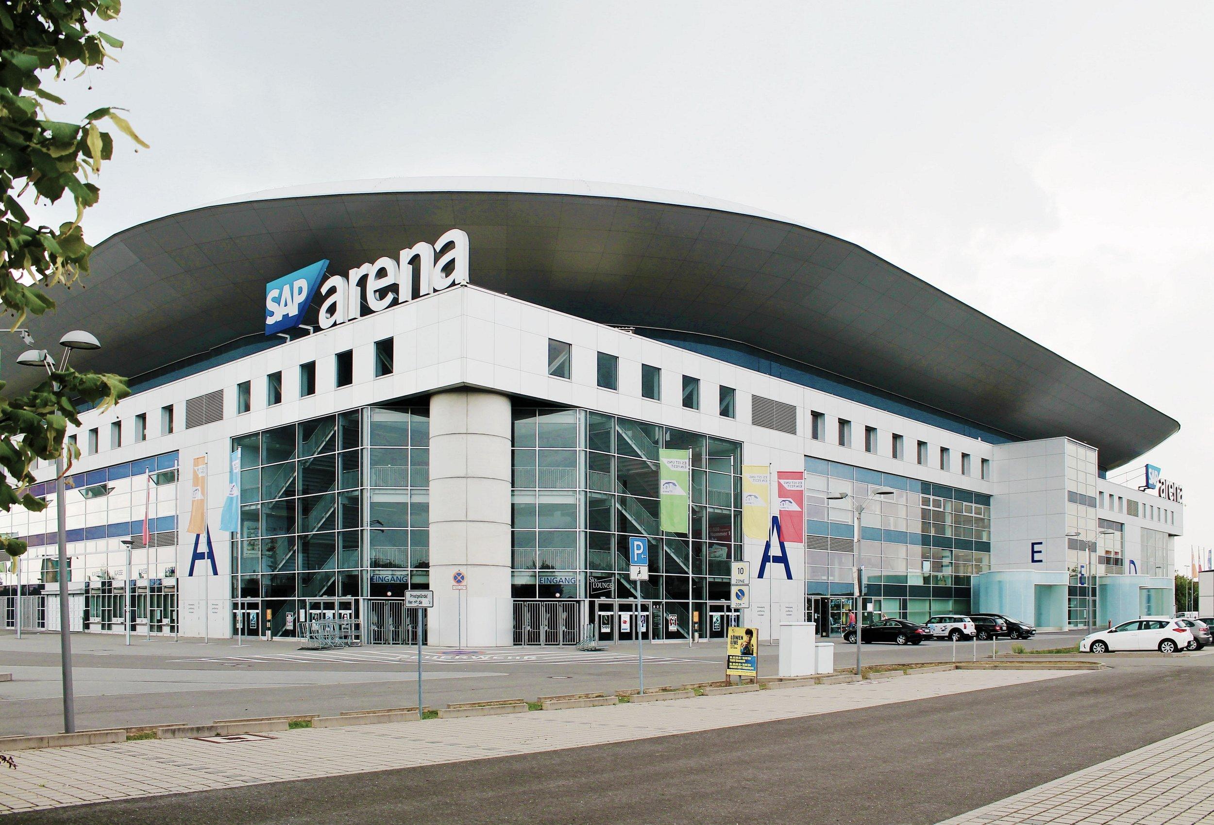 SAP-Arena, Mannheim /HPP Bau‐und Projektmanagement GmbH, Düsseldorf