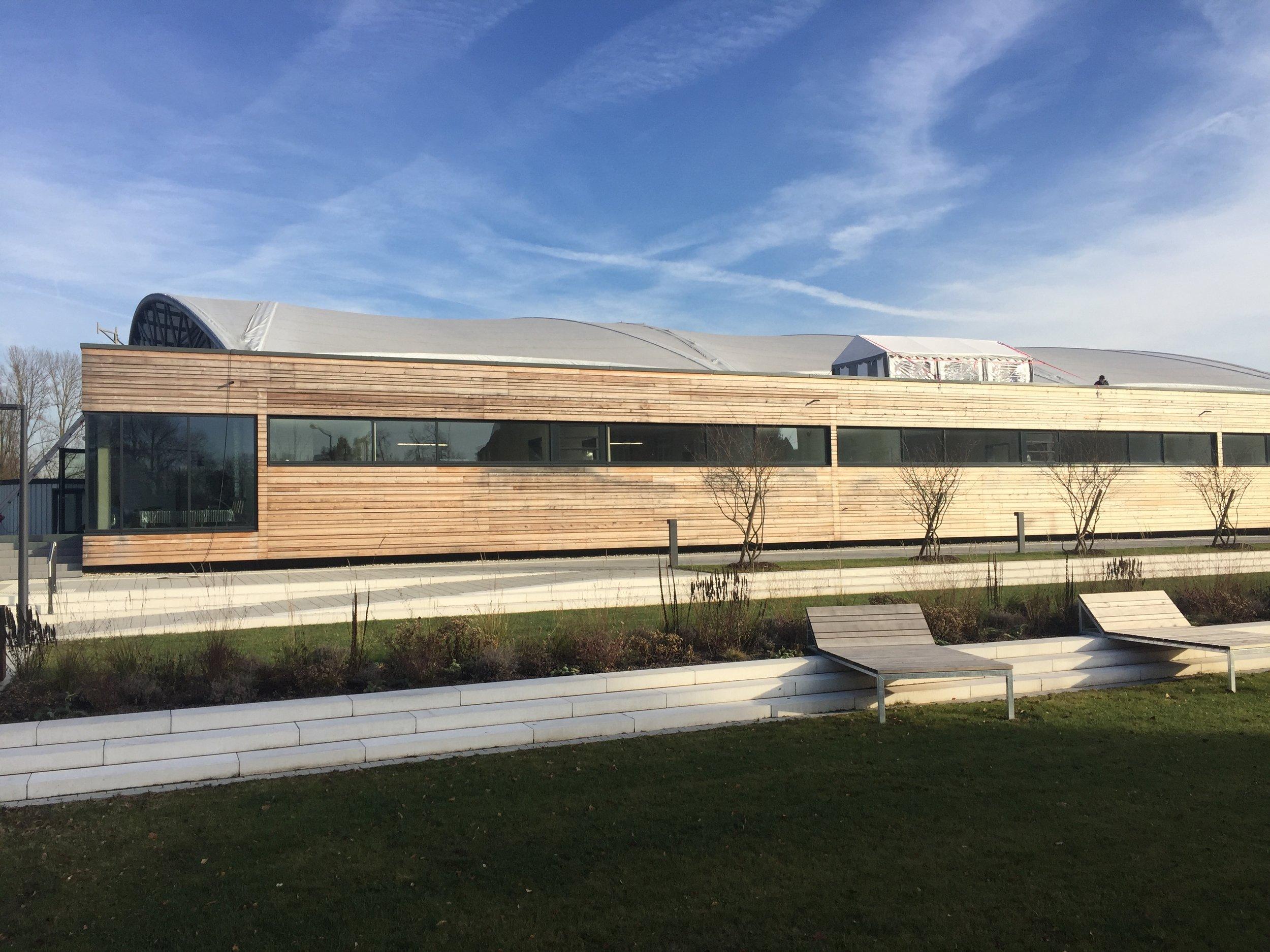 Sporthalle Fürth / fab_Architekten / Swen Brodkorb