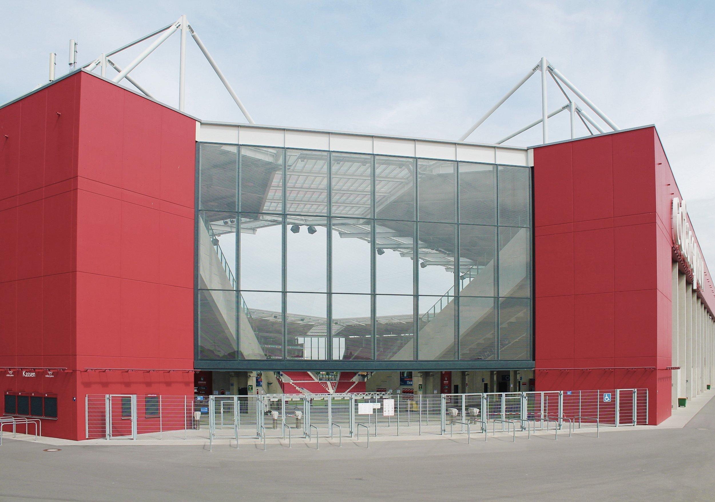 coface Arena , Mainz
