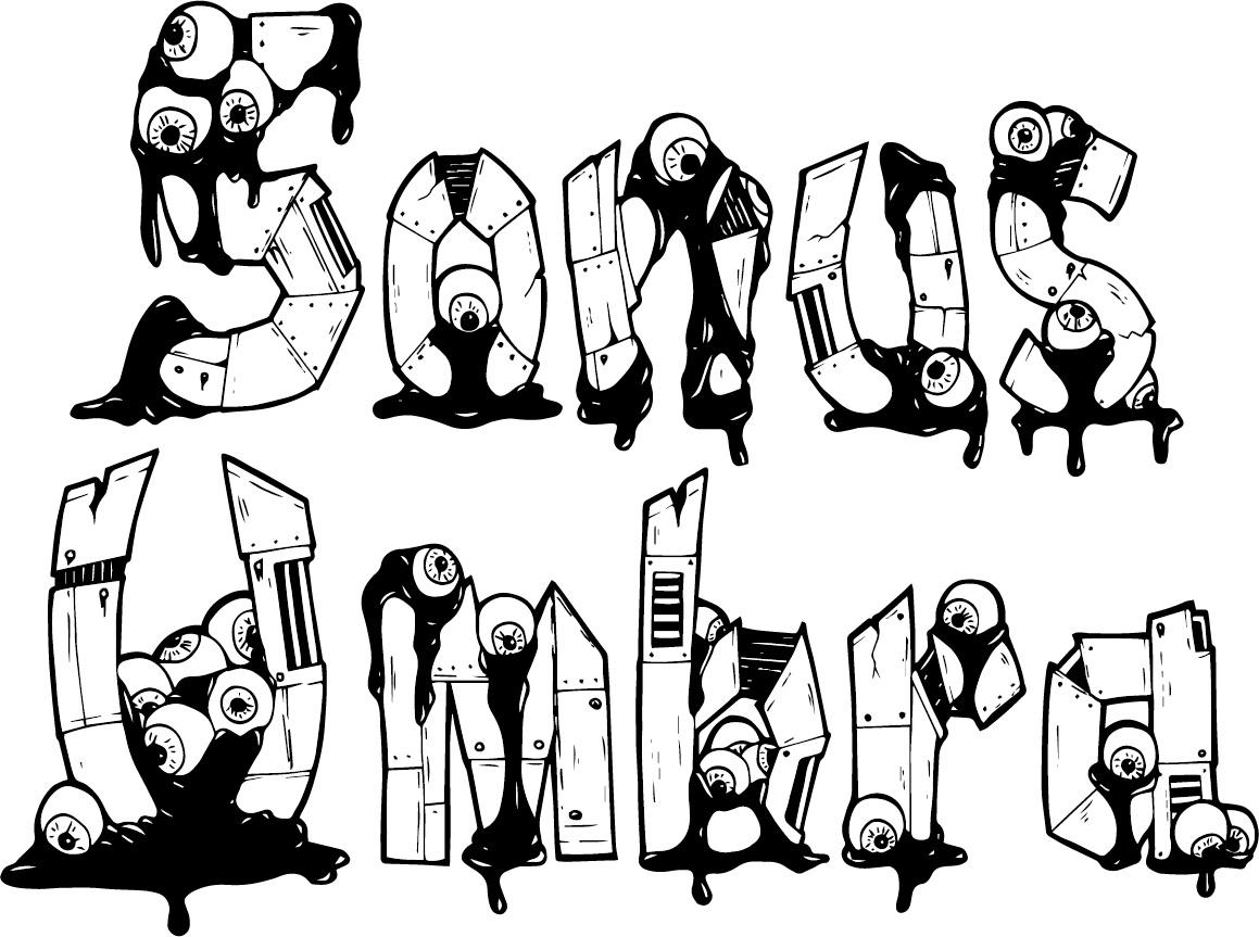 Sonus Umbra T-shirt Design
