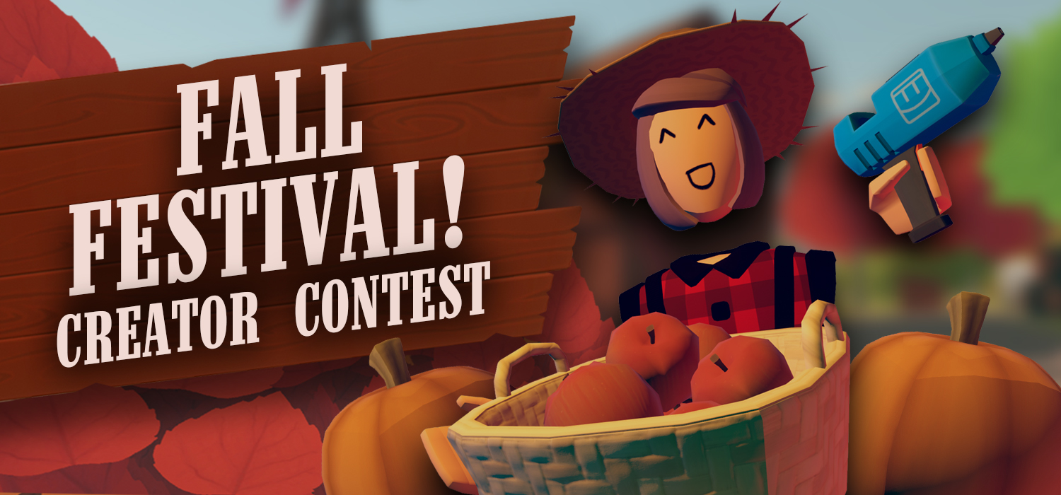 As the leaves start to turn and fall from the trees, we start to contemplate… when are we having another contest?!