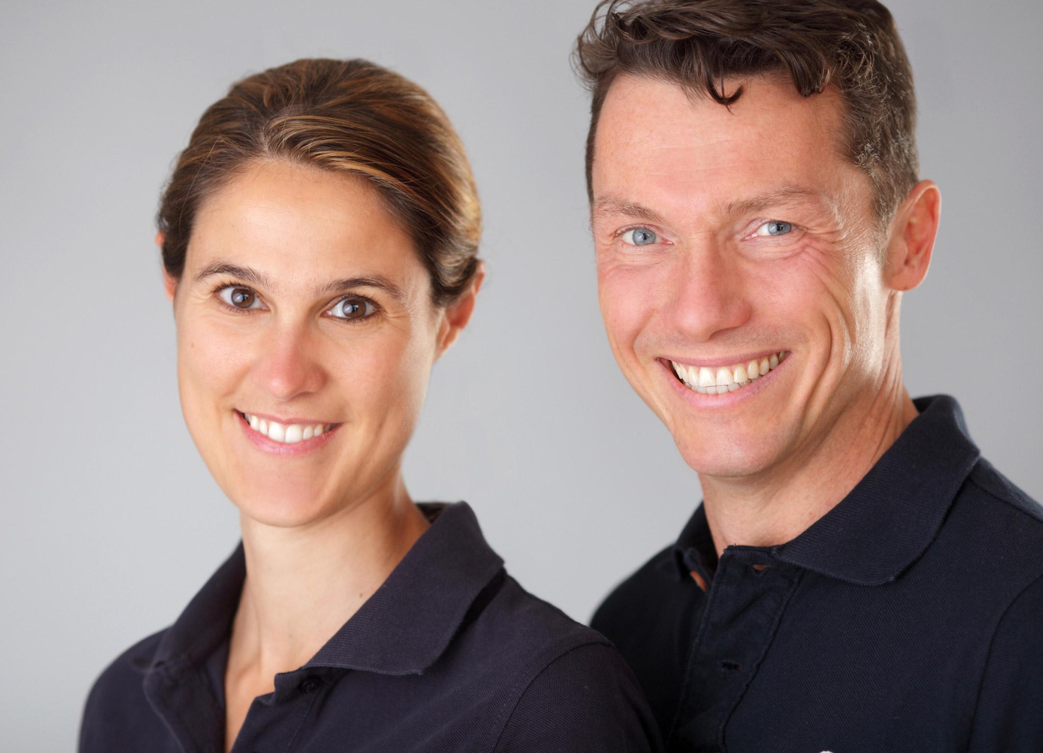 Dr. Isabell Steigerwald und Dr. Richard Steigerwald