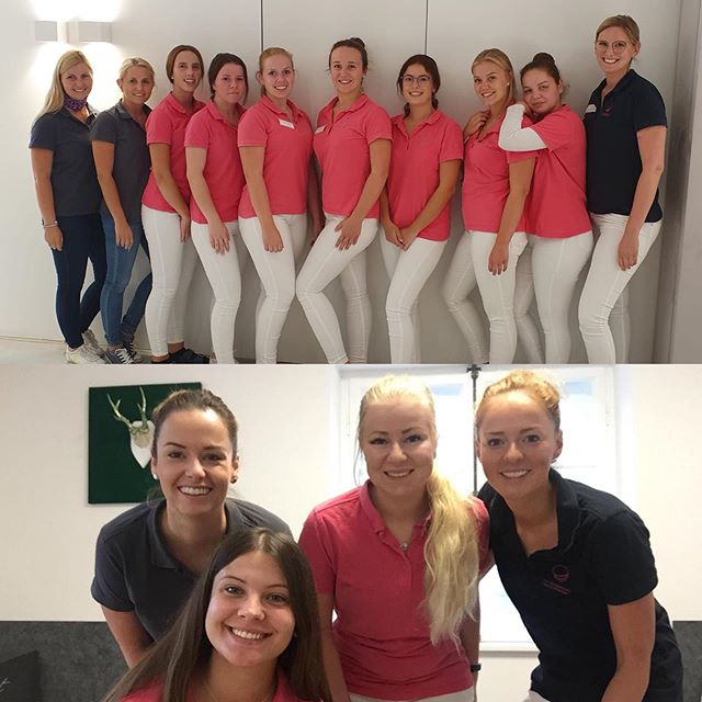 Ab heute sind wieder all unsere Mitarbeiter aus dem Sommerurlaub zurück, jetzt sind wir wieder vollzählig und mit voller Power für unsere Patienten da. Wir wünschen allen Schülern und Schülerinnen einen entspannten Start in das neue Schuljahr. ☺️ #orthodontics #orthodontists #team #schenkeandereneinlächeln #kfo_steigerwald #kieferorthopädie #kfo #rosenheim #prien am Chiemsee #smile #schönezähne #praxis #wiedervollzählig #zahnfee
