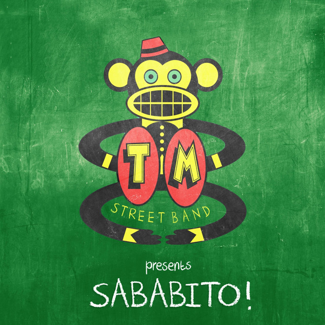Sababito  THE TM STREET BAND  (independent, 2018) Recorded: congas, glockenspiel & assorted percussion
