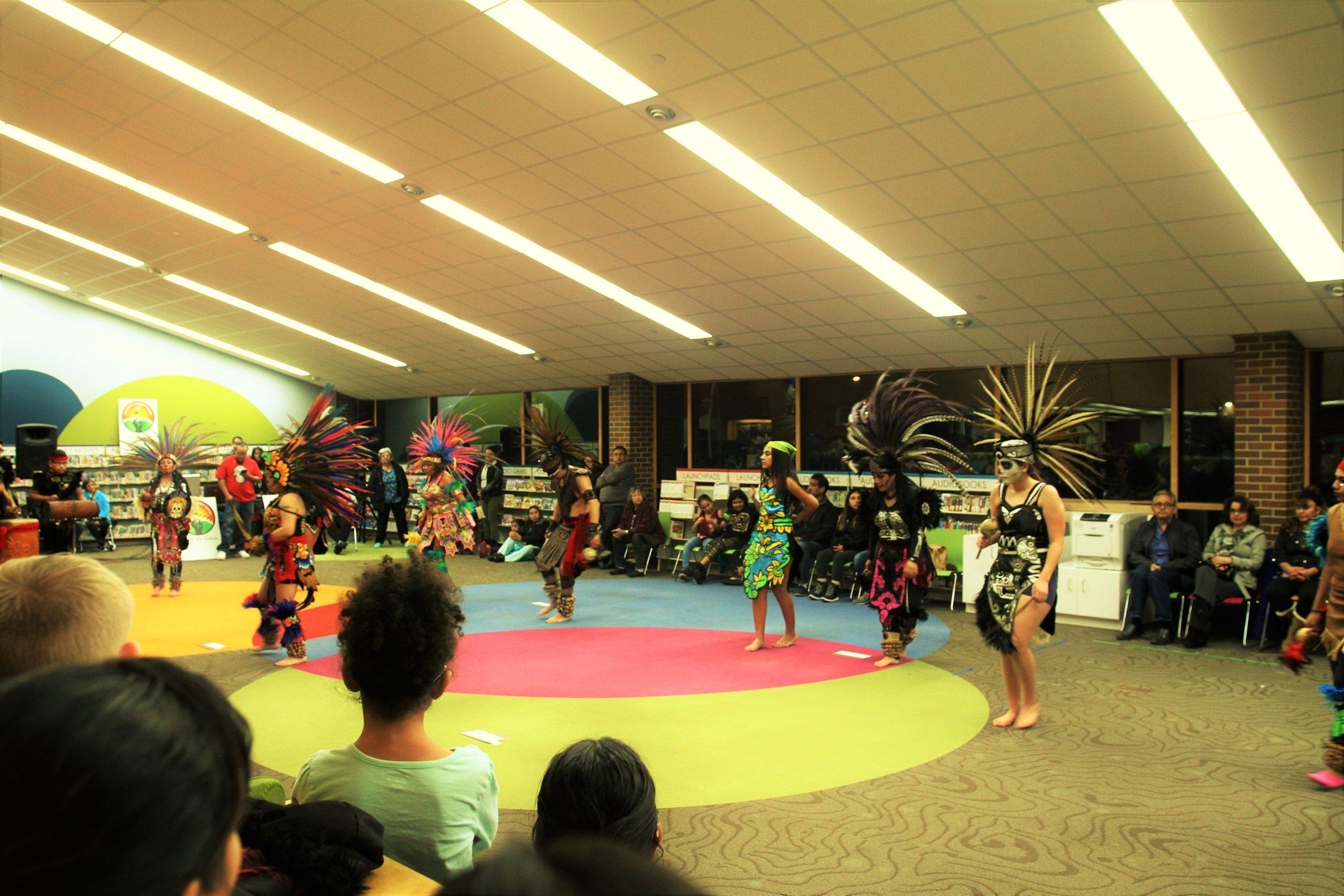Copy of Dia De Los Muertos Dancers