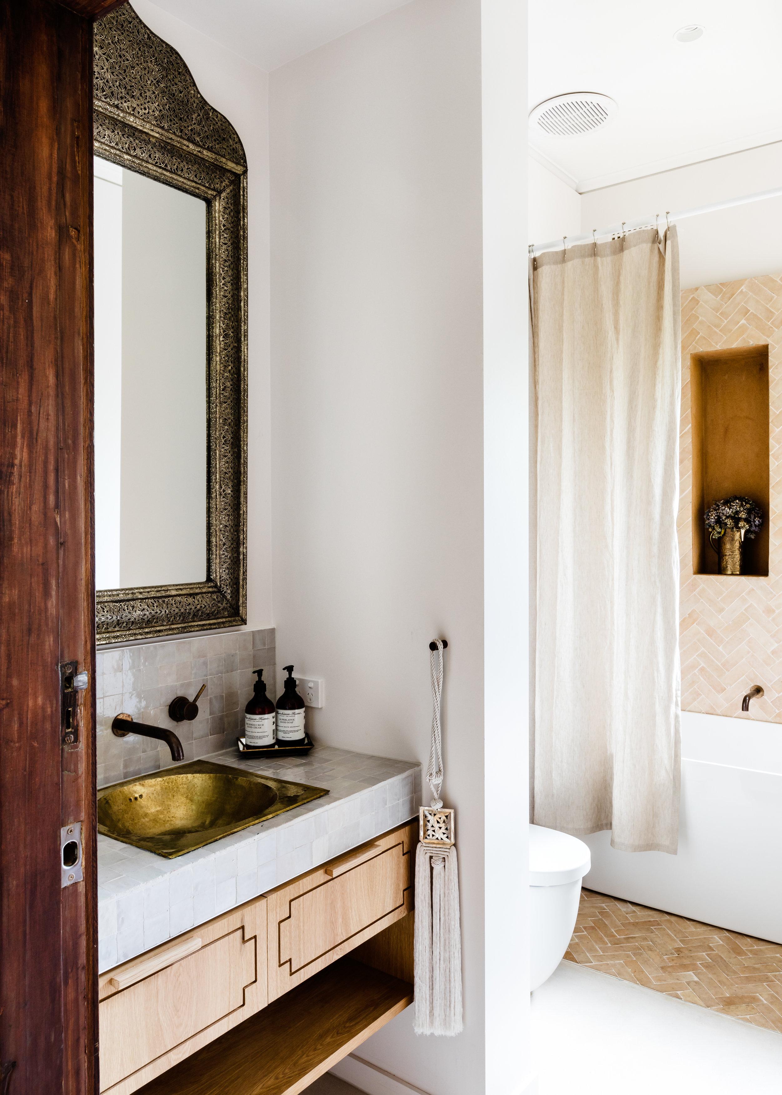 Interior Design -   Studio Ezra    Tiles -   Tiles of Ezra