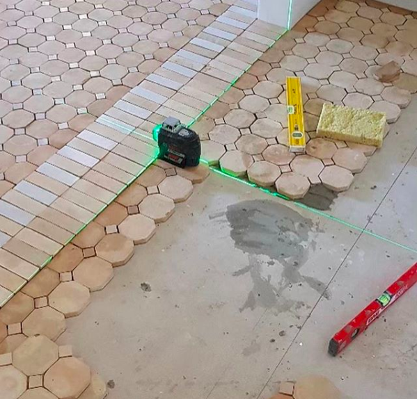 Tiling in action
