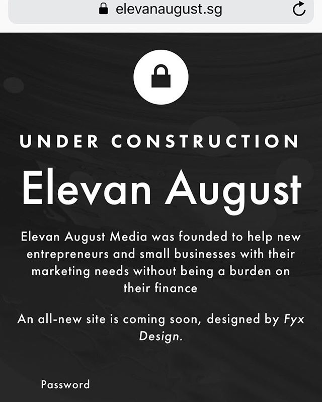 You may have been a victim of other marketing agencies who offered sky high prices for low-class services. But fret not! Elevan August is here to help new entrepreneurs with their marketing needs without a burden on their finances!