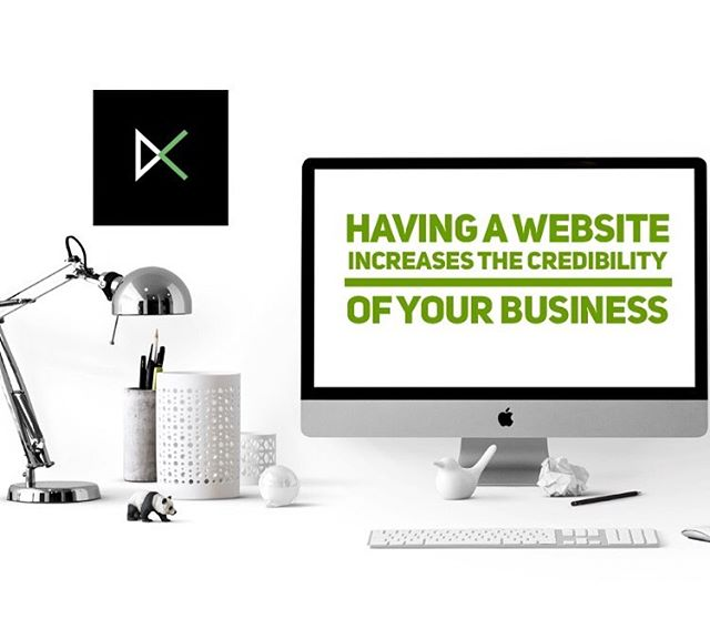 💻Why is it important to have a website for your business ? 🖥  1) It makes you look credible  2) It gives you online presence  3) It works for you 24/7 💰The benefits of making a website outweigh the costs of building one. 💰  FYX Design has what it takes to build websites that are visually appealing, functional but yet competitive rates.  Contact us today to find out more.