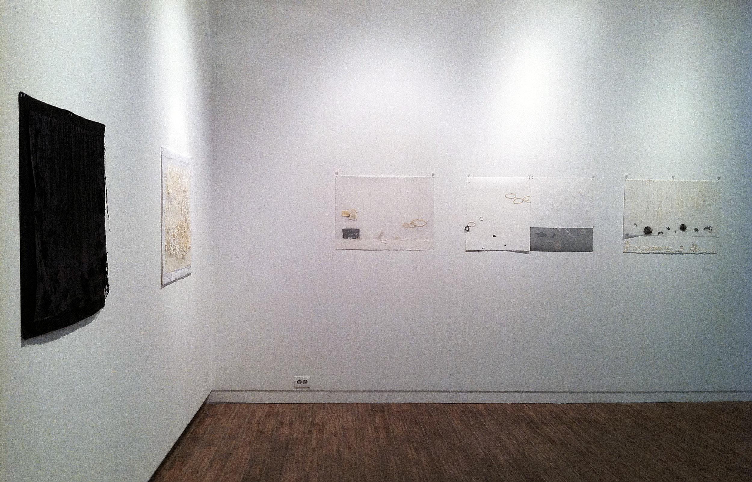 exhibition view, Seoul, Korea