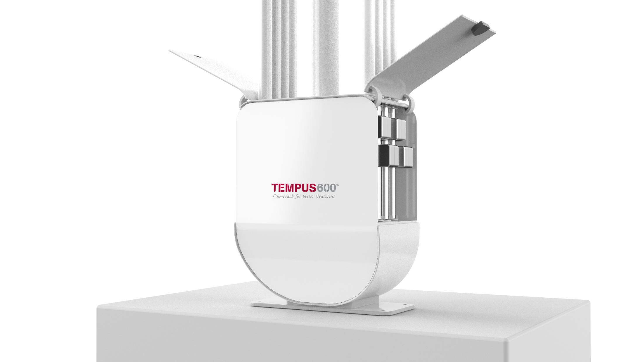 Tempus 600  Receiving Tray