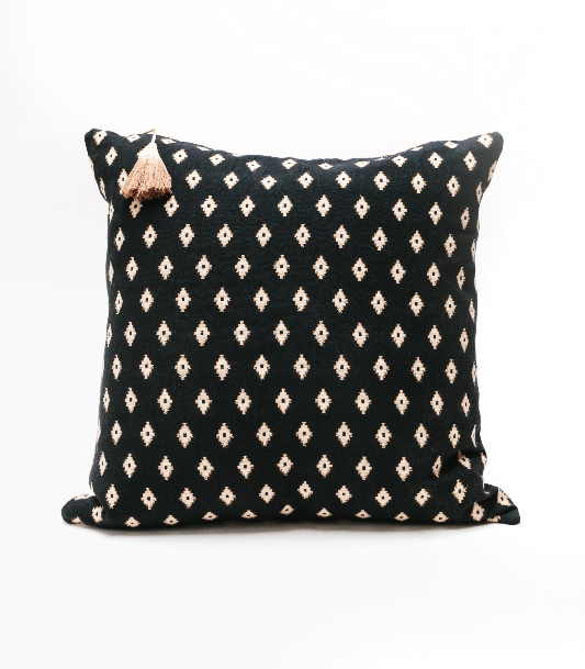 Lulu Diamond Cushion - £55