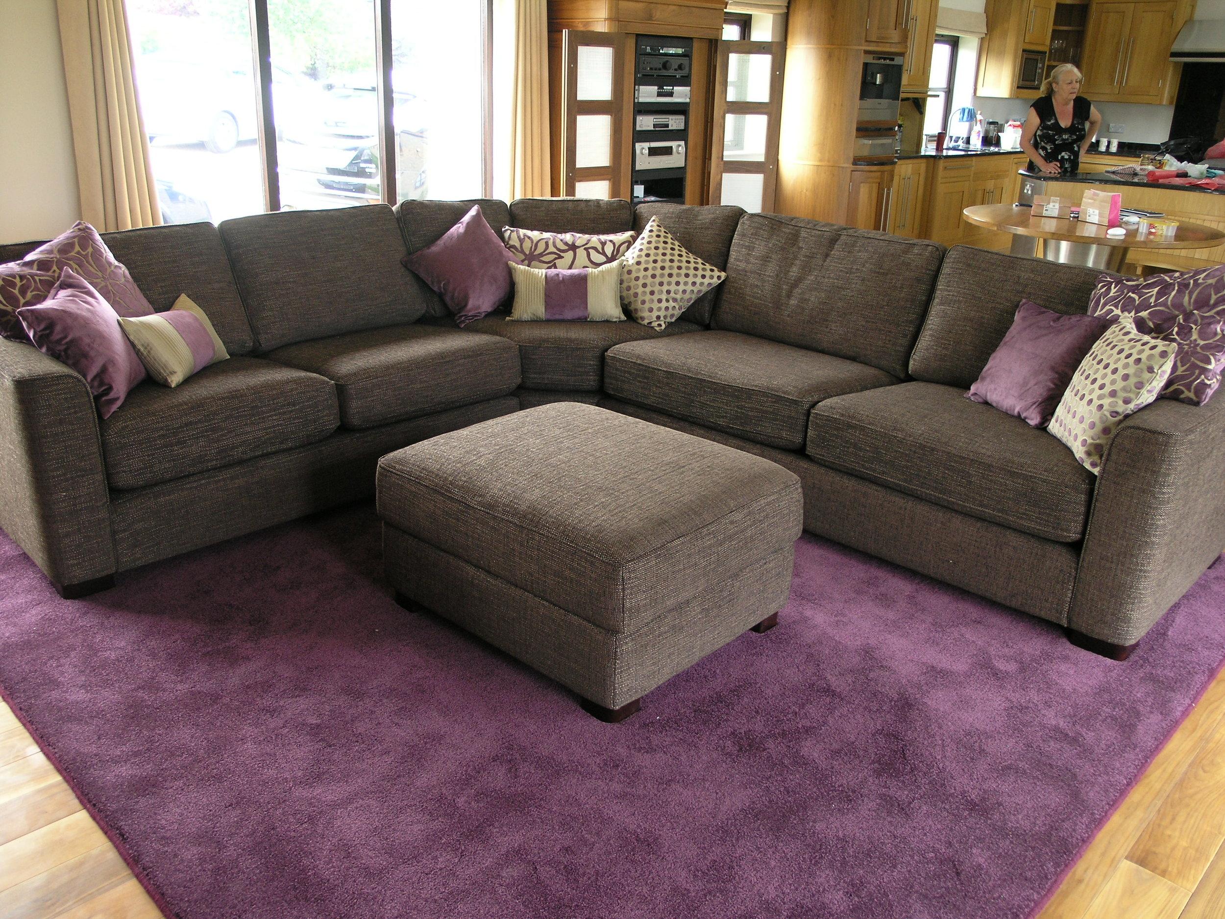 interior design for a living room