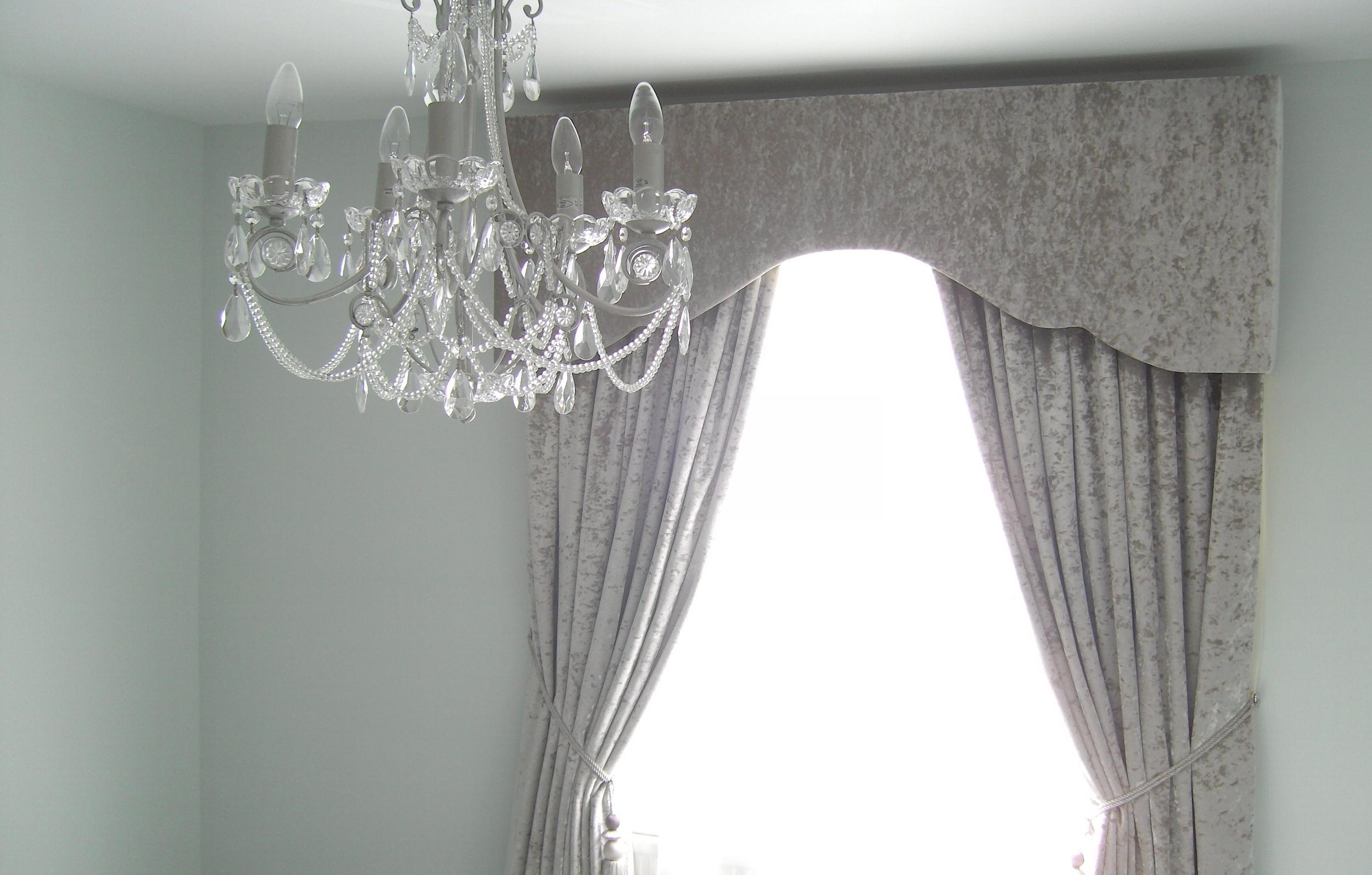 Curtains pelmet designs