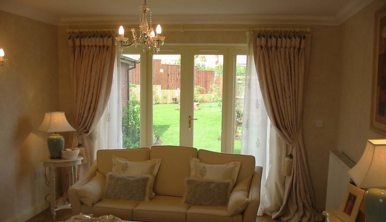 made to measure curtains for patio doors