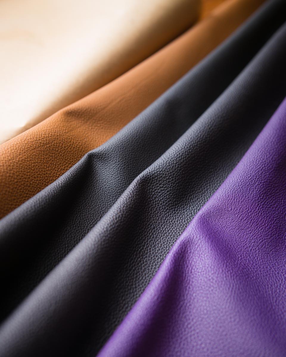 Gold, dark navy, black and dark purple