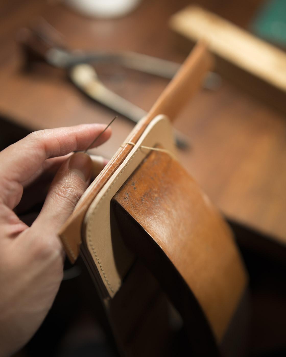 stitching pony