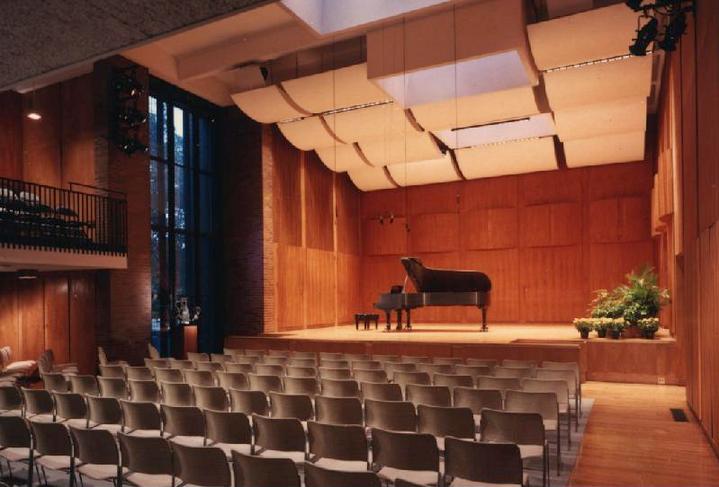 Pickman Hall, Longy School of Music